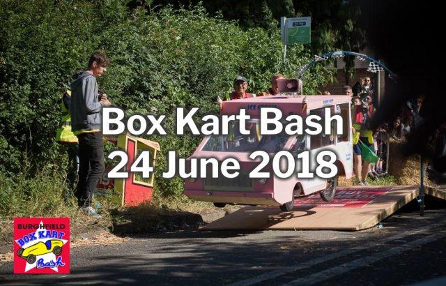 Burghfield Box Kart Bash 2018