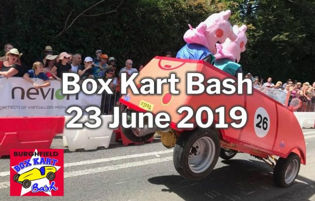 Burghfield Box Kart Bash 2019