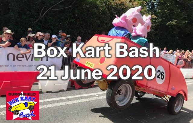 Burghfield Box Kart Bash 2020