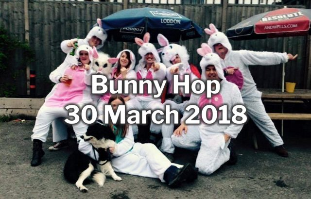 Burghfield BunnyHop 2018