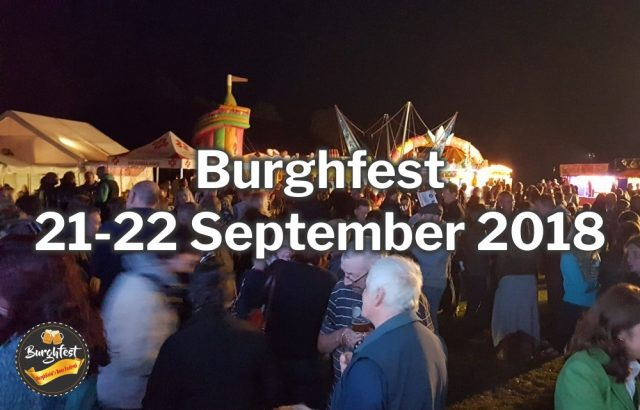 Burghfield Burghfest 2018