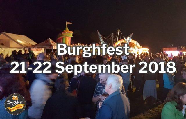 Burghfield Burghfest 2018