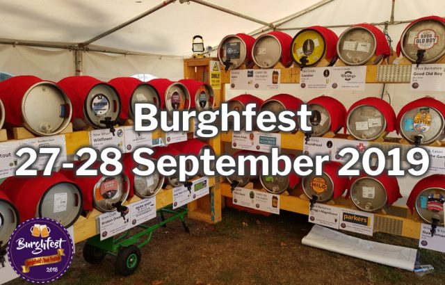 Burghfield Burghfest 2019