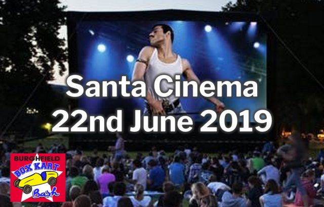 Burghfield Santa Cinema